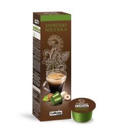 Ecaffe Espresso Nnocciola-Лешник 10 бр