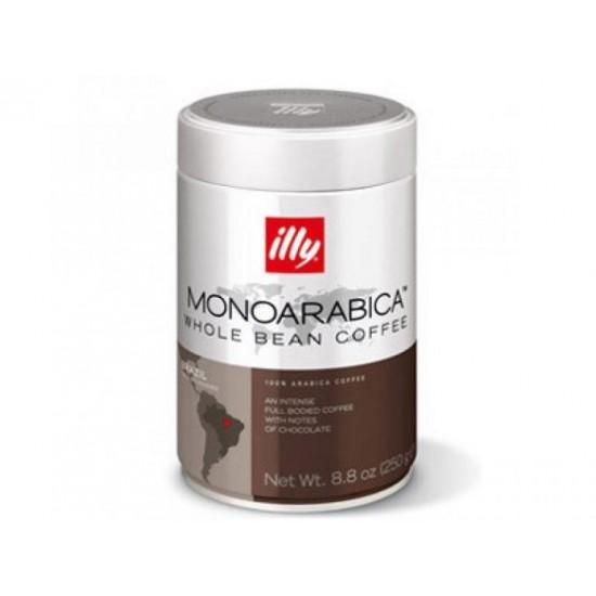 Illy Monoarabica Brasil Зърна 0.250 кг.