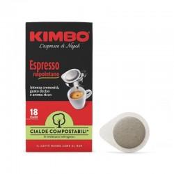 KIMBO ESPRESSO NAPOLETANO - 18 дози