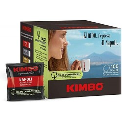 KIMBO  NAPOLI -  филтър дози 100 бр.