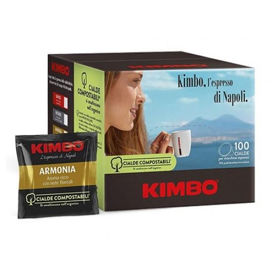 KIMBO  ARMONIA 100% ARABICA – филтър дози 100 бр.