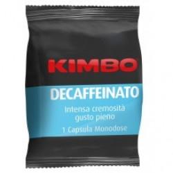 KIMBO  DEKAFFEINATO ESPRESSO POINT СИСТЕМА