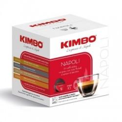 Кафе капсули Kimbo Napoli съвместими с Dolce Gusto, 16 бр.