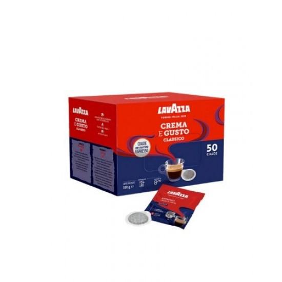 LAVAZZA CREMA e GUSTO CLASSICO - филтър дози  50 бр.