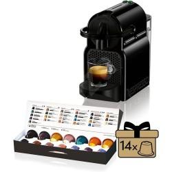 Кафемашина Nespresso Inissia Black
