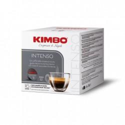 Кафе капсули Kimbo Intenso съвместими с Dolce Gusto, 16 бр.